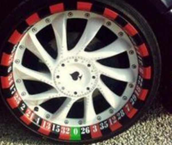 Top 10 Weird, Unusual Casino Roulette Wheels