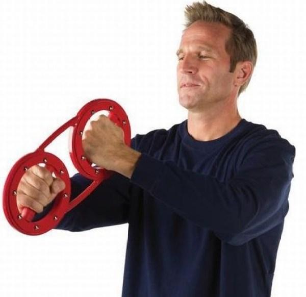 The Upper Body Aerobic Exerciser