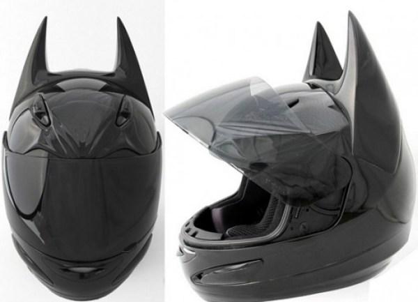 Batman Crash Helmet