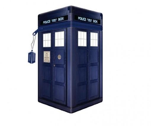 Dr Who: TARDIS Novelty Pencil Case