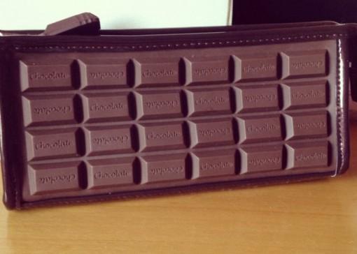 Chocolate Bar Novelty Pencil Case
