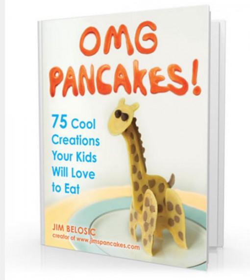 Pancake Creation Book