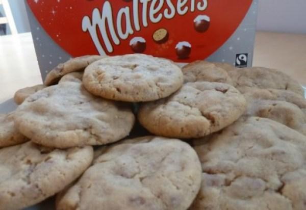 Malteser Cookies