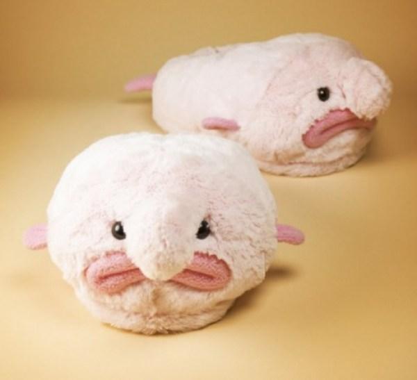 Blobfish Slippers
