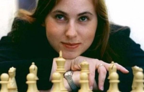 Judit Polgár - Chess