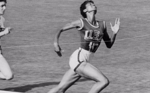 Wilma Rudolph - Sprinting