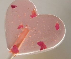 Top 10 Valentine's Day Foods: Recipes Made With Rose Petals