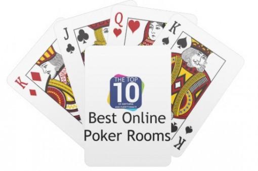 Top 10 Best Online Poker Rooms