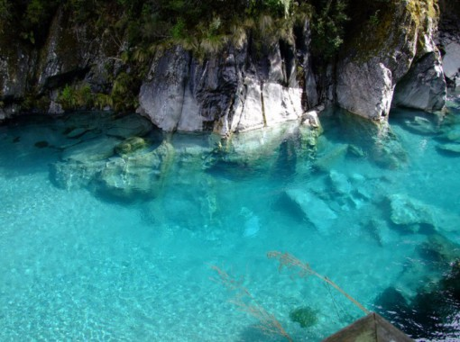 Crystal Blue Clutha River