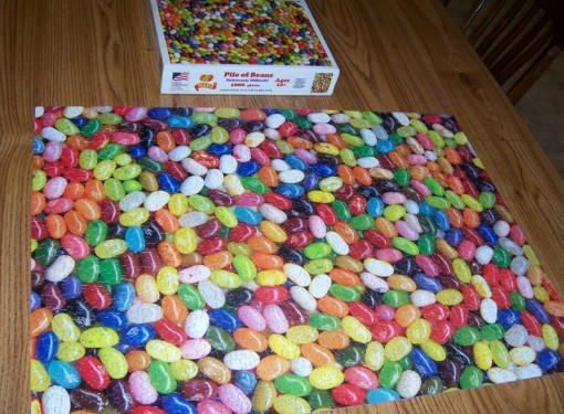 Jelly Belly Pile Of Beans - 1,000 Pieces