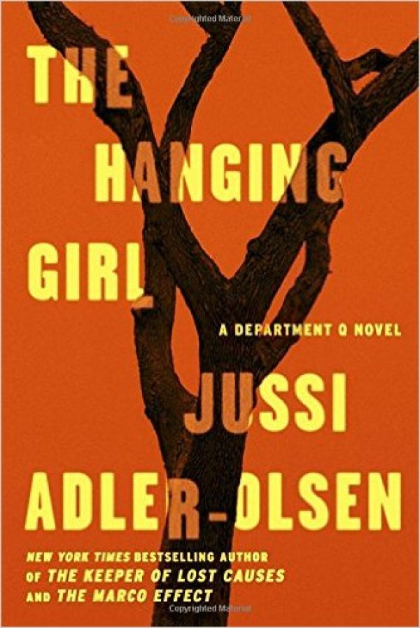 "Jussi Adler-Olsen ""The Hanging Girl."""