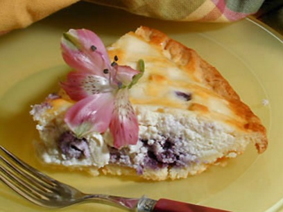 Ricotta Easter Pie