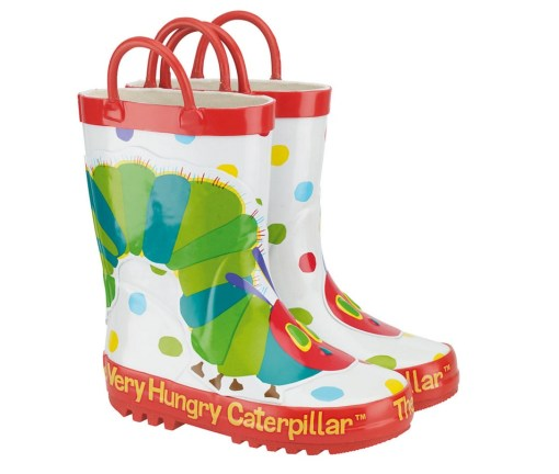 The Very Hungry Caterpillar Wellies