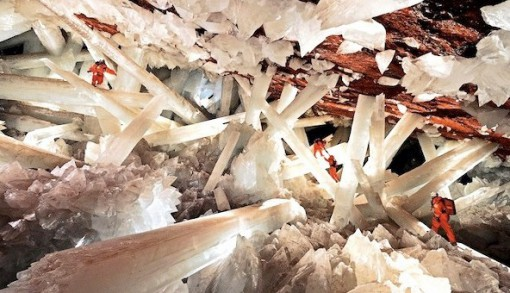 The Cave of Crystals, Naica