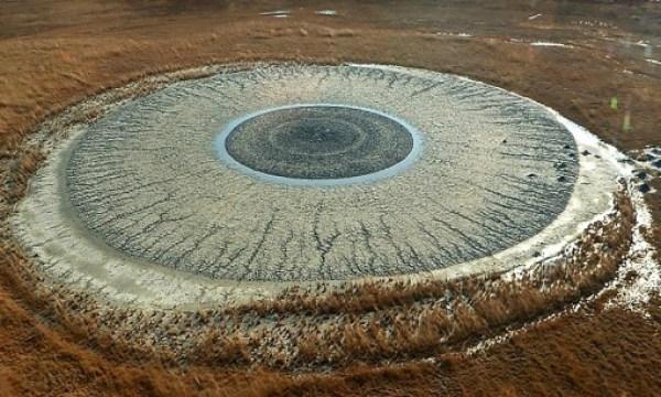 Pugachevskiy Mud Volcano, Sakhalin Island