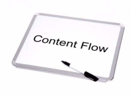 Content Flow