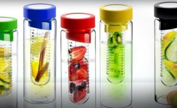 Flavor It Infuser Water Bottle