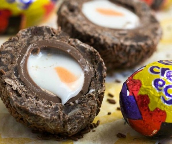 Scotch Creme Eggs