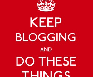 Top 10 Things Bloggers Should Do But Don't