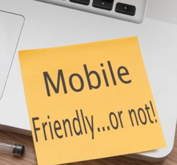 Mobile Friendly...or not!
