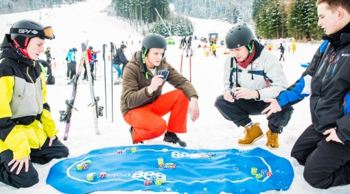 Ski Slope Poker Tournaments