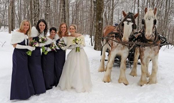 Ski Slope Weddings