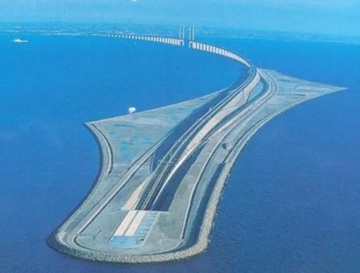 øresund bridge, Malmö