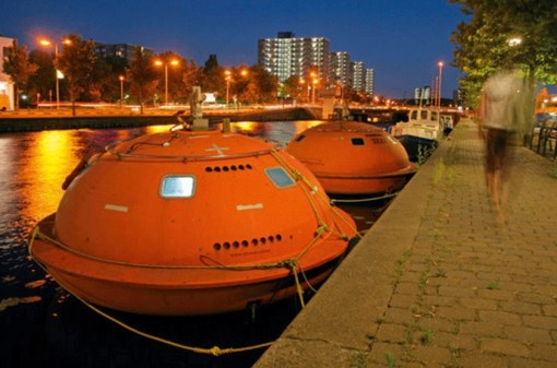 Capsule Hotels, The Hague