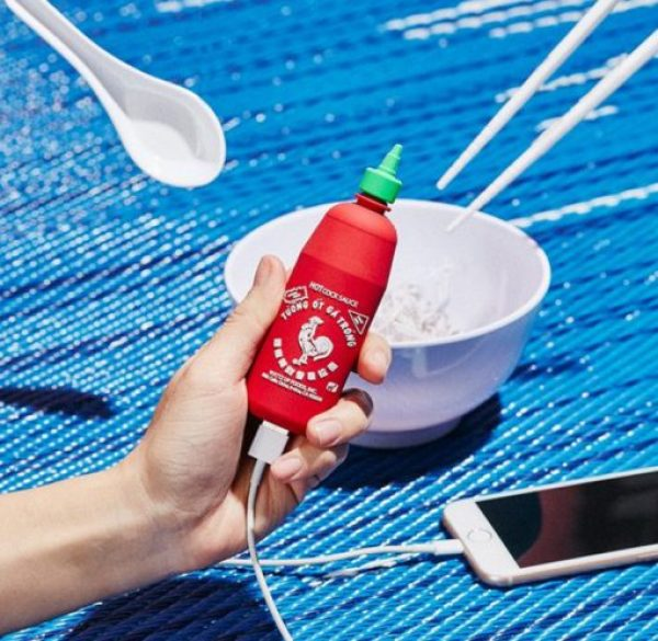 Cock Sauce Portable Power Bank