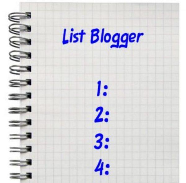 List Blogger