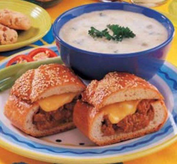 Cheeseburger Loaf