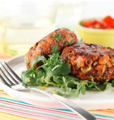 Quorn Meat Free Mince and Fruit Burgers