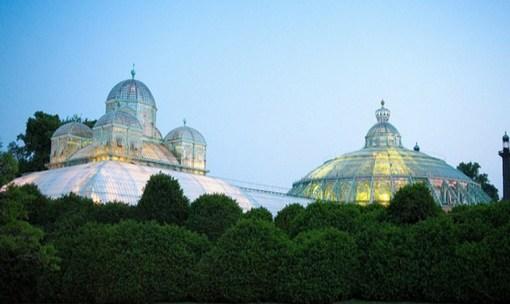 Royal Greenhouses of Laeken, Bruxelles