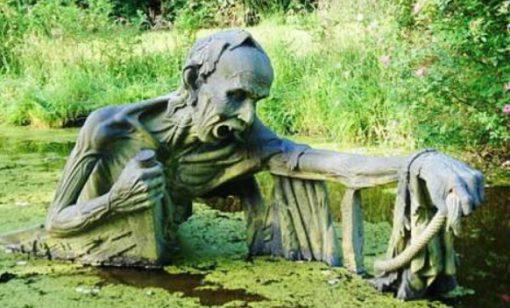 Indian Sculpture Park, Co Wicklow