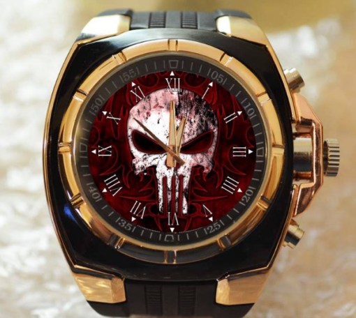 The Punisher Wrist Watch