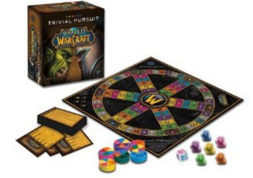 Warcraft Trivial Pursuit