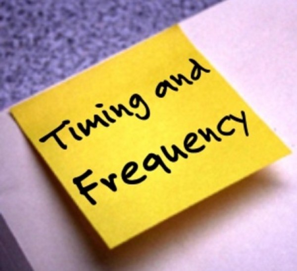 Timing and Frequency