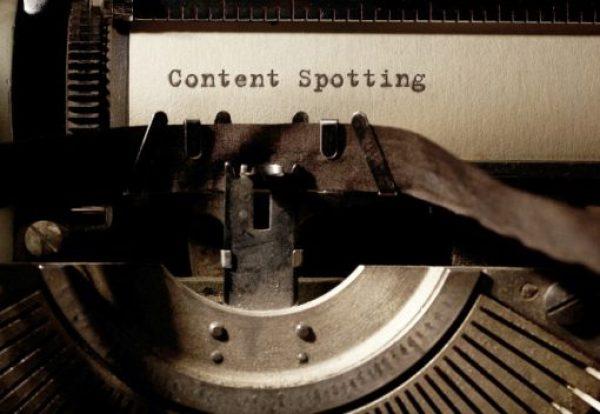 Content Spotting