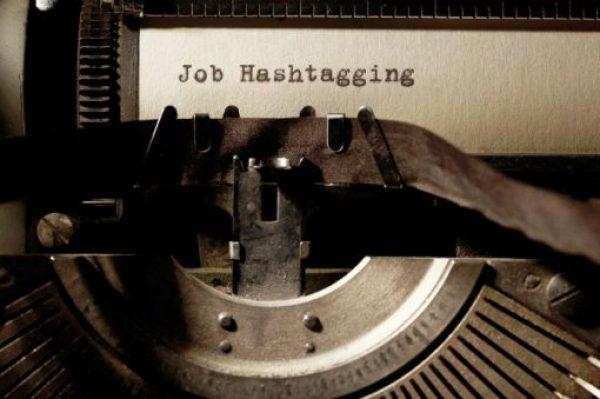 Job Hashtagging