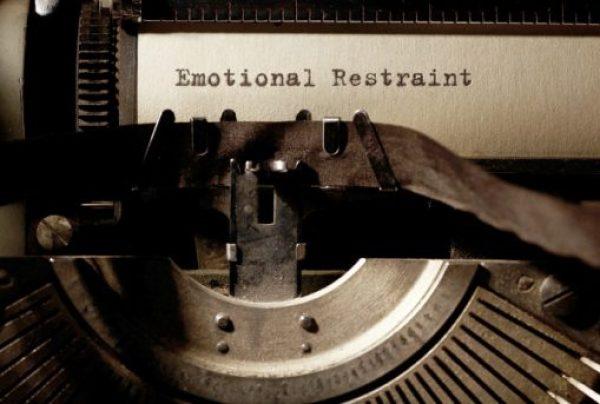 Emotional Restraint