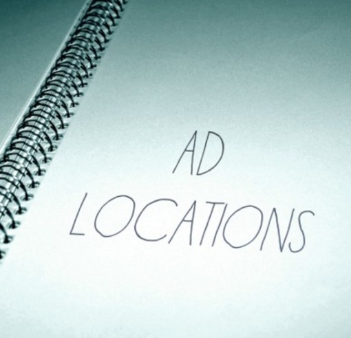 Ad Locations