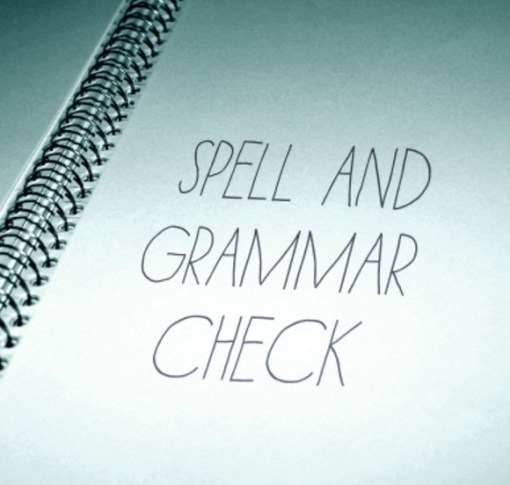 Spell and Grammar Check