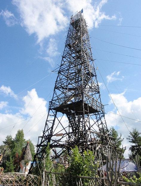 Hiiumaa Eiffel Tower, Reigi