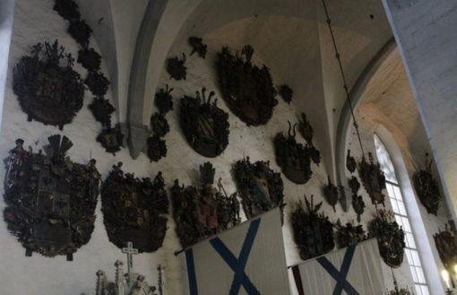 The Cathedral of Saint Marys Epitaphs, Tallinn