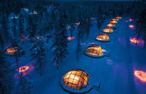 Kakslauttanen Arctic Resort, Kakslauttanen