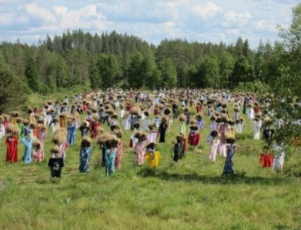 The Silent People, Suomussalmi