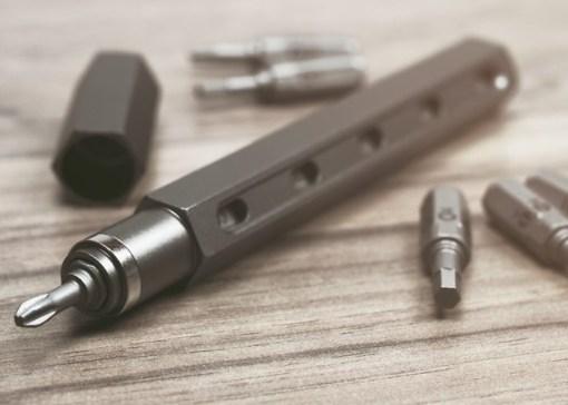 Pen Screwdriver Tool Set