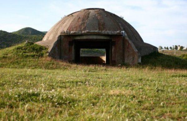 Elbasan County, Bunkers of Albania