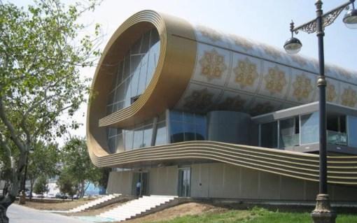 Azerbaijan Carpet Museum, Baku