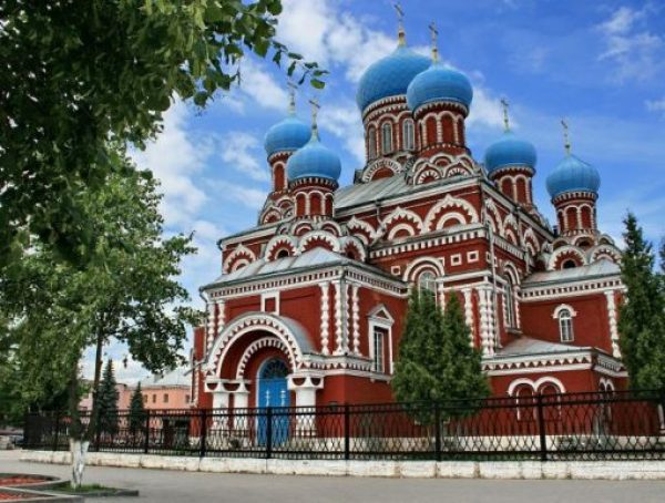 Borisov church, Borisov